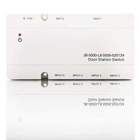 Rozdzielacz paneli zewnętrznych L8-5105-5202Z4R - na szynę DIN (JB-5000)