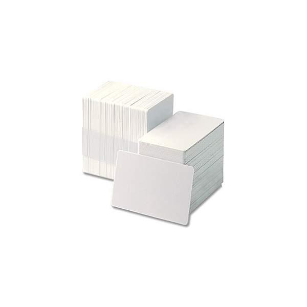 Karta magnetyczna ID - zbliżeniowa (biała-do nadruku)