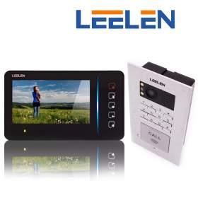 Wideodomofon 7cali  N60/No18p z szyfratorem