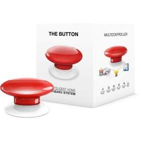 Fibaro The Button (czerwony)