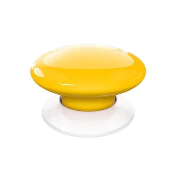 Fibaro The Button (żółty)