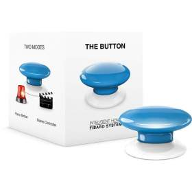 Fibaro The Button (niebieski)