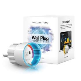Fibaro Wall Plug Schuko