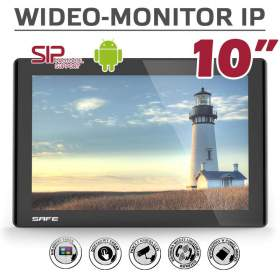 Wideo-monitor 10cali z systemem Android dla S03P