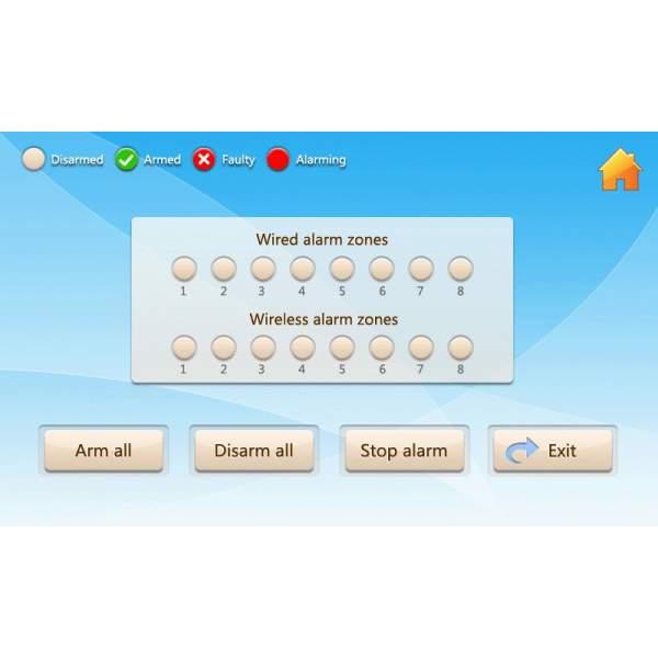 Dotykowy monitor JB5000_N75 - 7''