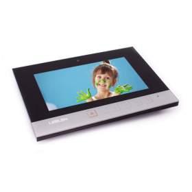 LEELEN Monitor 7'' kolorowy JB304_N75B z pamięcią (czarny)