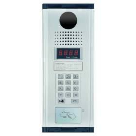Panel zewnętrzny cyfrowy JB5000_No2a (audio) z czytnikiem