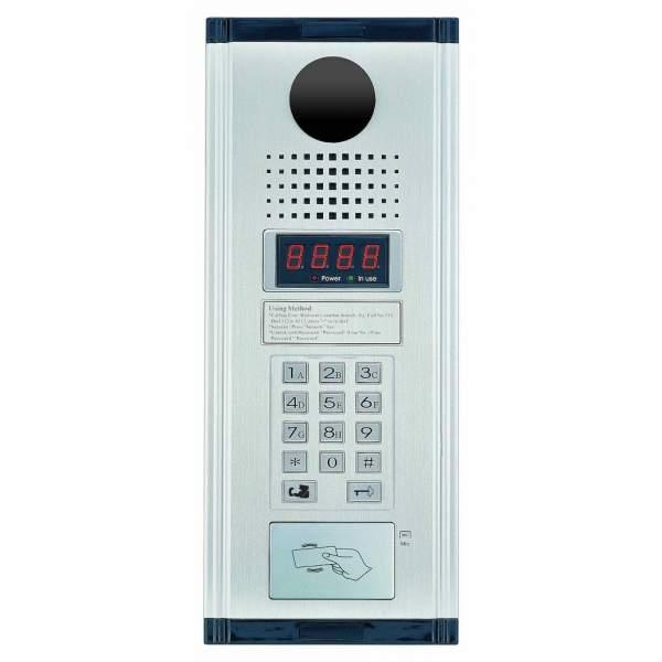 Panel zewnętrzny cyfrowy JB5000_No2 (audio)  z czytnikiem