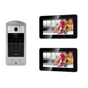 "Wideodomofon IP 7"" VIDI-MVDP-7SL-B-2 CODE z dwoma monitorami"
