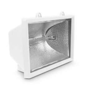 Naświetlacz  halogenowy B-10 kolor biały (max. 1000W)