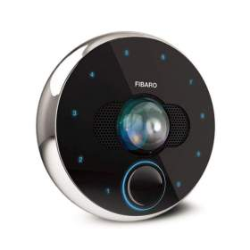 Fibaro Wideodomofon WiFi, Bluetooth, Full HD, karty pamięci SD FGIC-001