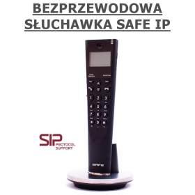 Bezprzewodowa słuchawka Safe S89DIP
