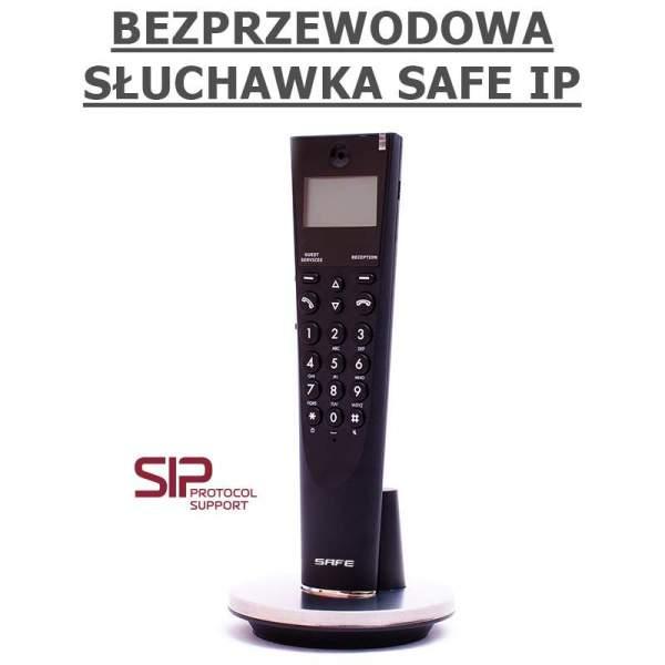 Dodatkowa bezprzewodowa słuchawka Safe