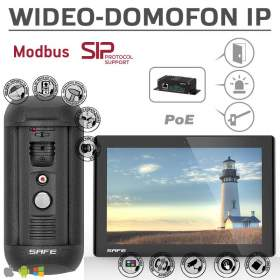 Wideodomofon S06MP + SA101IP