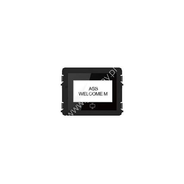 Moduł wyświetlacza z czytnikiem kart (M251021CR)