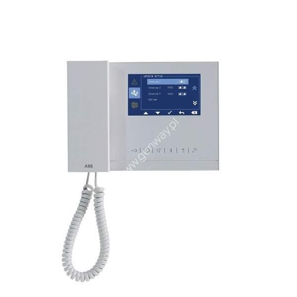 """Monitor kolorowy 4,3"""" ze słuchawką (M22302-W)"""