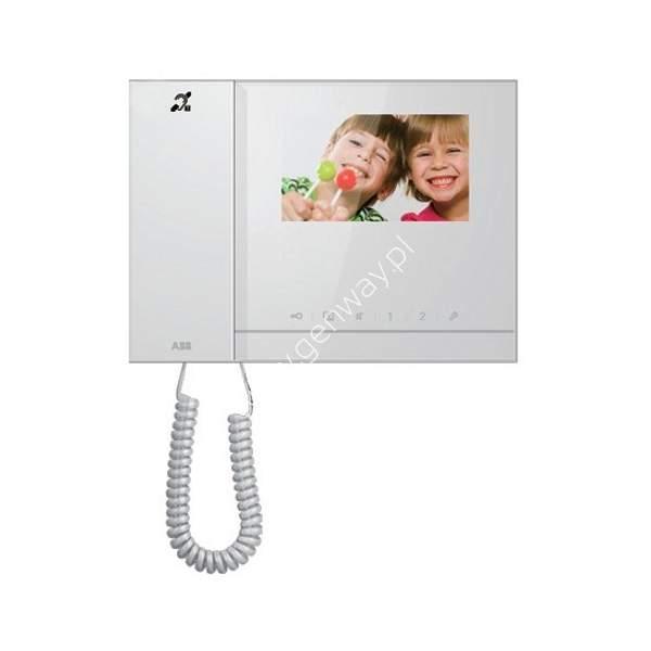 """Monitor kolorowy 4,3"""" ze słuchawką PI (M22303-W)"""