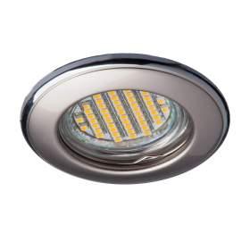 Pierścień ozdobny do opraw OH114 SZARY / CHROM