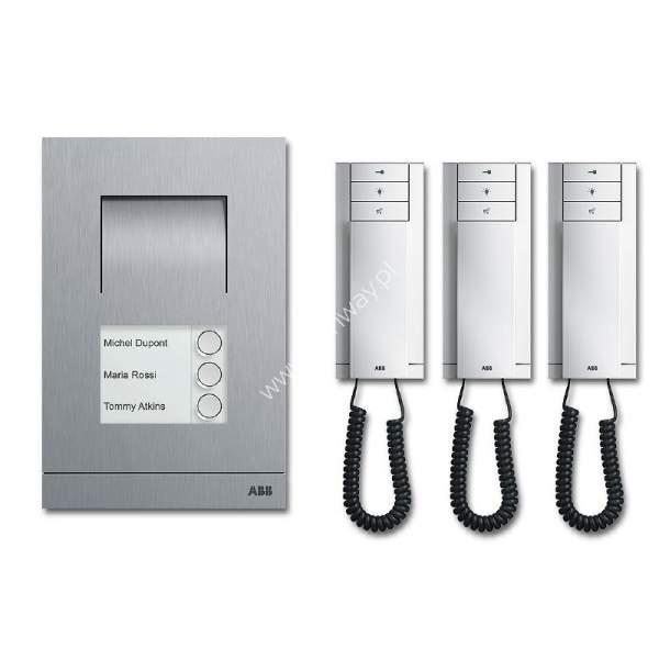 Zestaw domofonowy (83101/3-660-500)