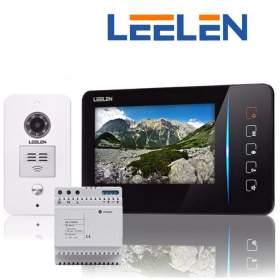 """Wideodomofon 7"""" N60/No15pc/DIN+3xbrelok (z czytnikiem)"""