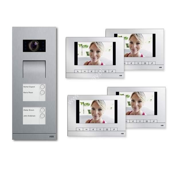 Zestaw wideodomofonowy (83122/4-660-500)