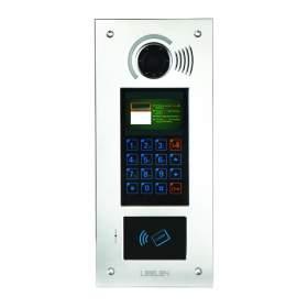 Bramofon Leelen TCP-IP_No10T (RFID + Kod PIN + QR)