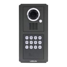 Bramofon Leelen TCPIP_No8K (RFID + Kod PIN)
