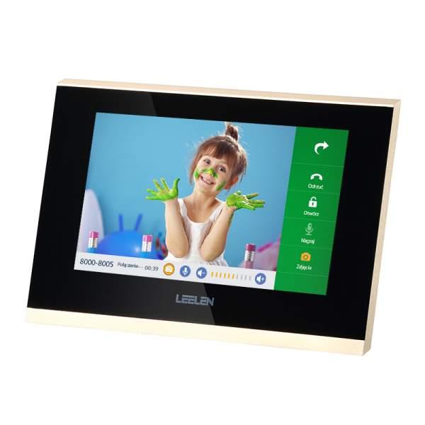 Monitor 7'' Leelen TCPIP ANY_V32 - dotykowy ekran (Android)