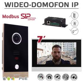 Wideodomofon G06MP + S31IP - WIDEO ZESTAW SAFE IP