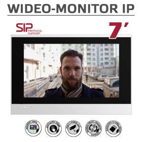 Wideo-monitor SIP Safe S31IP (PoE) 7""