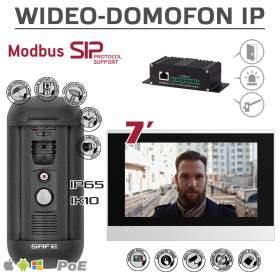Wideodomofon S06MP + S31IP - WIDEO ZESTAW SAFE IP