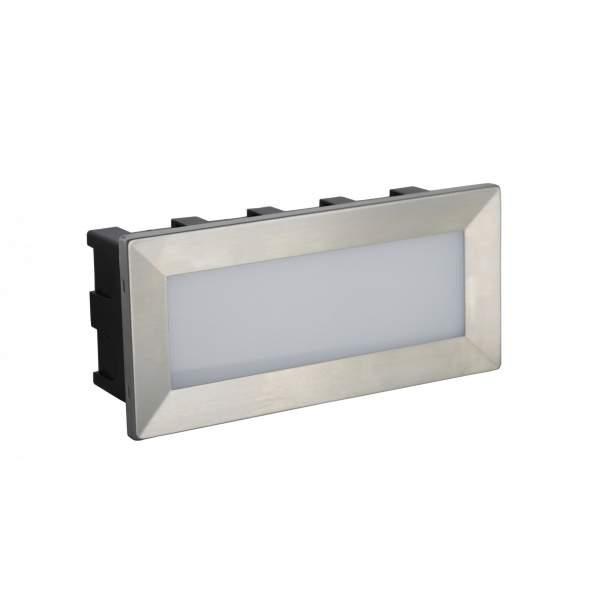 Oprawa MUR LED INOX C 04 IP65 3000K 3,5W