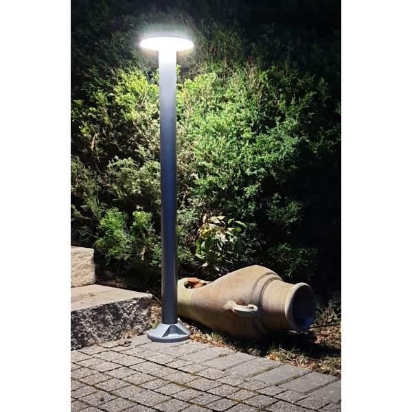 Lampa stojąca RONDO LED 105cm 15W 230V IP65 4000K