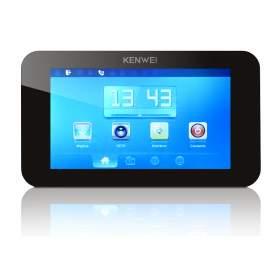 "Kenwei Monitor 7"" KW-E709TC-B"