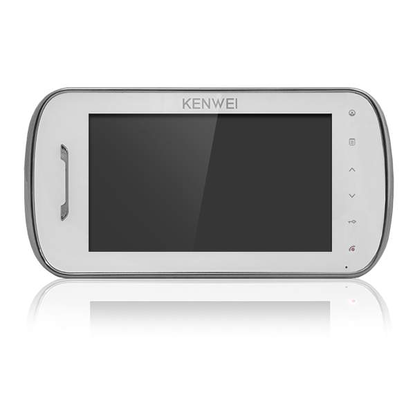 """Kenwei Monitor 7"""" KW-E703FC-W biały"""