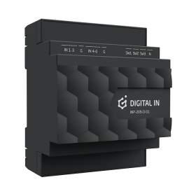 Grenton 2.0 Moduł wejść cyfrowych DIGITAL IN 6+3 DIN TF-Bus
