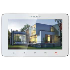 """Monitor 7"""" White VidiLine VIDI-MVDP-7MA-W"""
