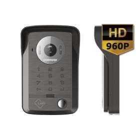 DRC-40DKHD Kamera natynkowa z regulacją optyki i zamkiem szyfrowym, optyka HD 960p