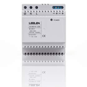 LEELEN Zasilacz 12VDC JB5000_L8_1240 na szynę  DIN