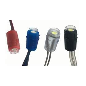 V-TAC Moduł LED   0.24W SMD2835 Czerwony IP68 22lm VT-50501