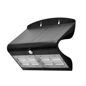 V-TAC Projektor Solarny 6.8W LED VT-767-7 4000K+4000K Czarny+Czarny   800lm