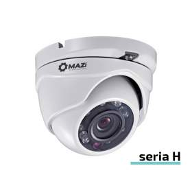 AVP-71SMIR Kamera kopułkowa 900TVL 3,6mm SMART IR TDN IP66