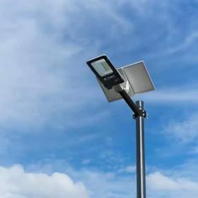 V-TAC Oprawa Uliczna Solarna   50W LED IP65 VT-ST200 6000K 4000lm
