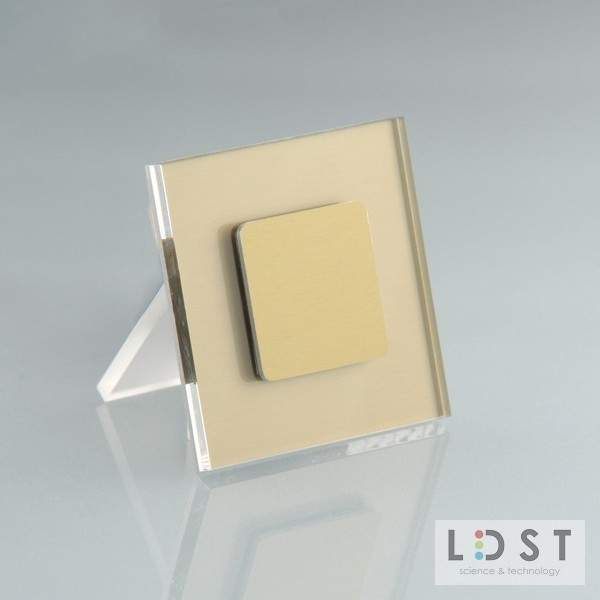 Oprawa LED JULIA 8LED 230V 1,2W - szczotkowany złoty