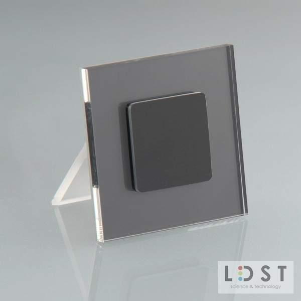 Oprawa LED JULIA 8LED 230V 1,2W - szczotkowany czarny