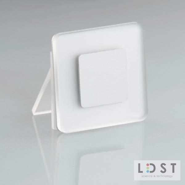Oprawa LED SWIFT 8LED 230V 1,2W - szczotkowana stal