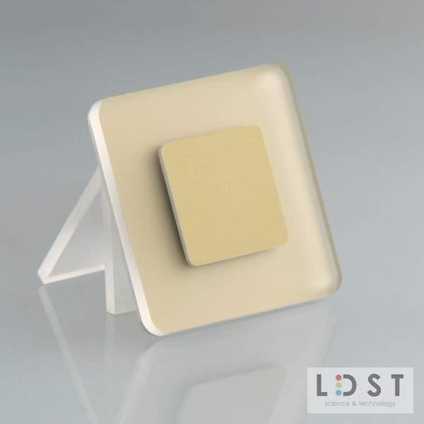 Oprawa LED SWIFT 8LED 230V 1,2W - szczotkowany złoty