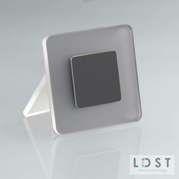 Oprawa LED SWIFT 8LED 230V 1,2W - szczotkowany czarny