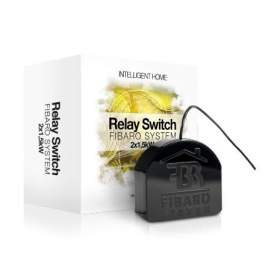 Fibaro Włącznik Relay Switch 2x1,5kW