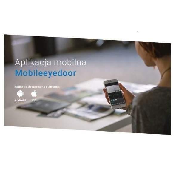 Wideodomofon F-S7V11 + bramka IP